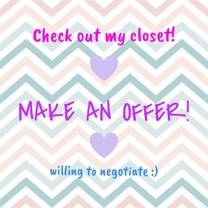 Other - Take a look at my closet!